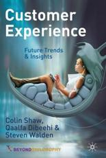 ISBN: 9780230247819 - Customer Experience