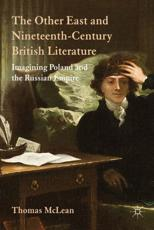 ISBN: 9780230294004 - The Other East and Nineteenth-century British Literature