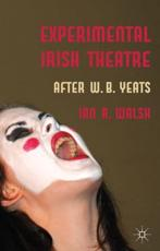 ISBN: 9780230300958 - Experimental Irish Theatre