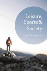 ISBN: 9780230362024 - Leisure, Sports and Society