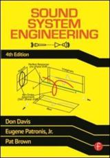 ISBN: 9780240818467 - Sound System Engineering