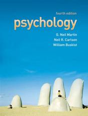 ISBN: 9780273720102 - Psychology