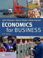 ISBN: 9780273722526 - Economics for Business and CWG Pack