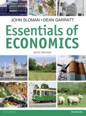 ISBN: 9780273783794 - Essentials of Economics
