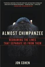 ISBN: 9780312611767 - Almost Chimpanzee