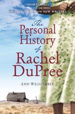 ISBN:  9780330458559 - The Personal History of Rachel DuPree
