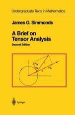 ISBN: 9780387940885 - A Brief on Tensor Analysis