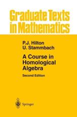 ISBN: 9780387948232 - A Course in Homological Algebra