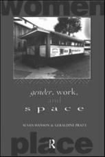 ISBN: 9780415099417 - Gender, Work and Space