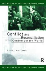 ISBN: 9780415183260 - Conflict and Reconciliation in the Contemporary World