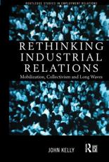 ISBN: 9780415186728 - Rethinking Industrial Relations