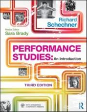 ISBN: 9780415502313 - Performance Studies