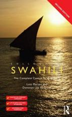 ISBN: 9780415575447 - Colloquial Swahili