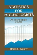 ISBN: 9780415651967 - Statistics for Psychologists