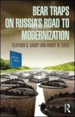 ISBN: 9780415662765 - Bear Traps on Russia's Road to Modernization