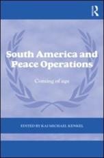 ISBN: 9780415663267 - South America and Peace Operations
