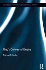 ISBN: 9780415818506 - Pliny's Defense of Empire