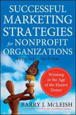 ISBN: 9780470529812 - Successful Marketing Strategies for Nonprofit Organizations