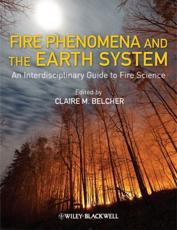 ISBN: 9780470657485 - Fire Phenomena and the Earth System