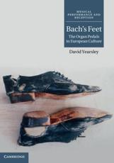 ISBN: 9780521199018 - Bach's Feet