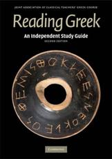 ISBN: 9780521698504 - An Independent Study Guide to Reading Greek