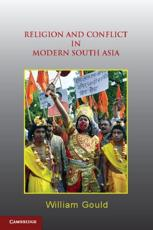 ISBN: 9780521705110 - Religion and Conflict in Modern South Asia