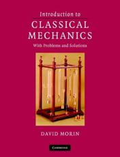ISBN: 9780521876223 - Introduction to Classical Mechanics