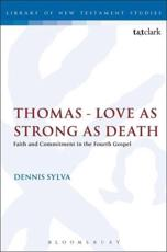 ISBN: 9780567221520 - Thomas - Love as Strong as Death