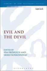 ISBN: 9780567371485 - Evil and the Devil