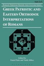 ISBN: 9780567480927 - Greek Patristic and Eastern Orthodox Interpretations of Romans