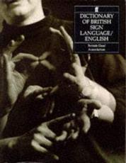 ISBN: 9780571143467 - Dictionary of British Sign Language