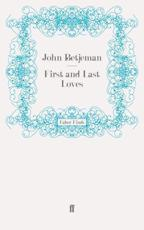 ISBN: 9780571245697 - First and Last Loves