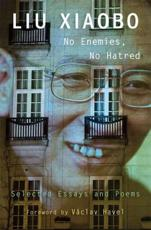 ISBN: 9780674072329 - No Enemies, No Hatred