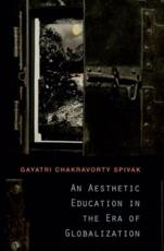 ISBN: 9780674072381 - An Aesthetic Education in the Era of Globalization