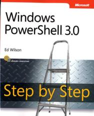 ISBN: 9780735663398 - Windows PowerShell 3.0 Step by Step