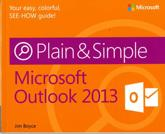 ISBN: 9780735669352 - Microsoft Outlook 2013 Plain & Simple
