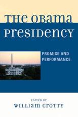 ISBN: 9780739172346 - The Obama Presidency