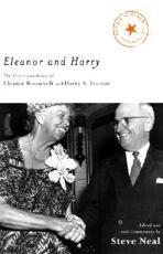 ISBN: 9780743202435 - Eleanor and Harry: The Correspondence of Eleanor Roosevelt and Harry S. Truman