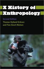 ISBN: 9780745333526 - A History of Anthropology