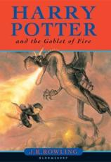 ISBN: 9780747550990 - Harry Potter and the Goblet of Fire