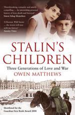 ISBN: 9780747596608 - Stalin's Children