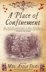 ISBN: 9780749013165 - A Place of Confinement
