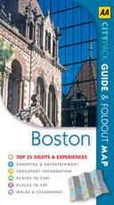 ISBN: 9780749550851 - AA CityPack Boston