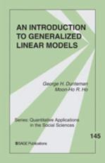 ISBN: 9780761920847 - An Introduction to Generalized Linear Models