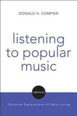 ISBN: 9780800698911 - Listening to Popular Music