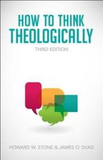 ISBN: 9780800699321 - How to Think Theologically