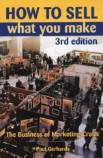 ISBN: 9780811711395 - How to Sell What You Make