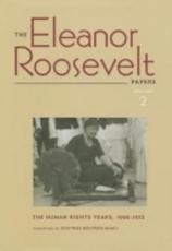 ISBN: 9780813931418 - The Eleanor Roosevelt Papers (Volume 2)