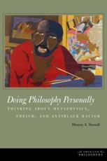ISBN: 9780823251605 - Doing Philosophy Personally