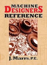 ISBN: 9780831134327 - Machine Designers Reference